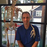 Physical Therapist Randy Schmidt